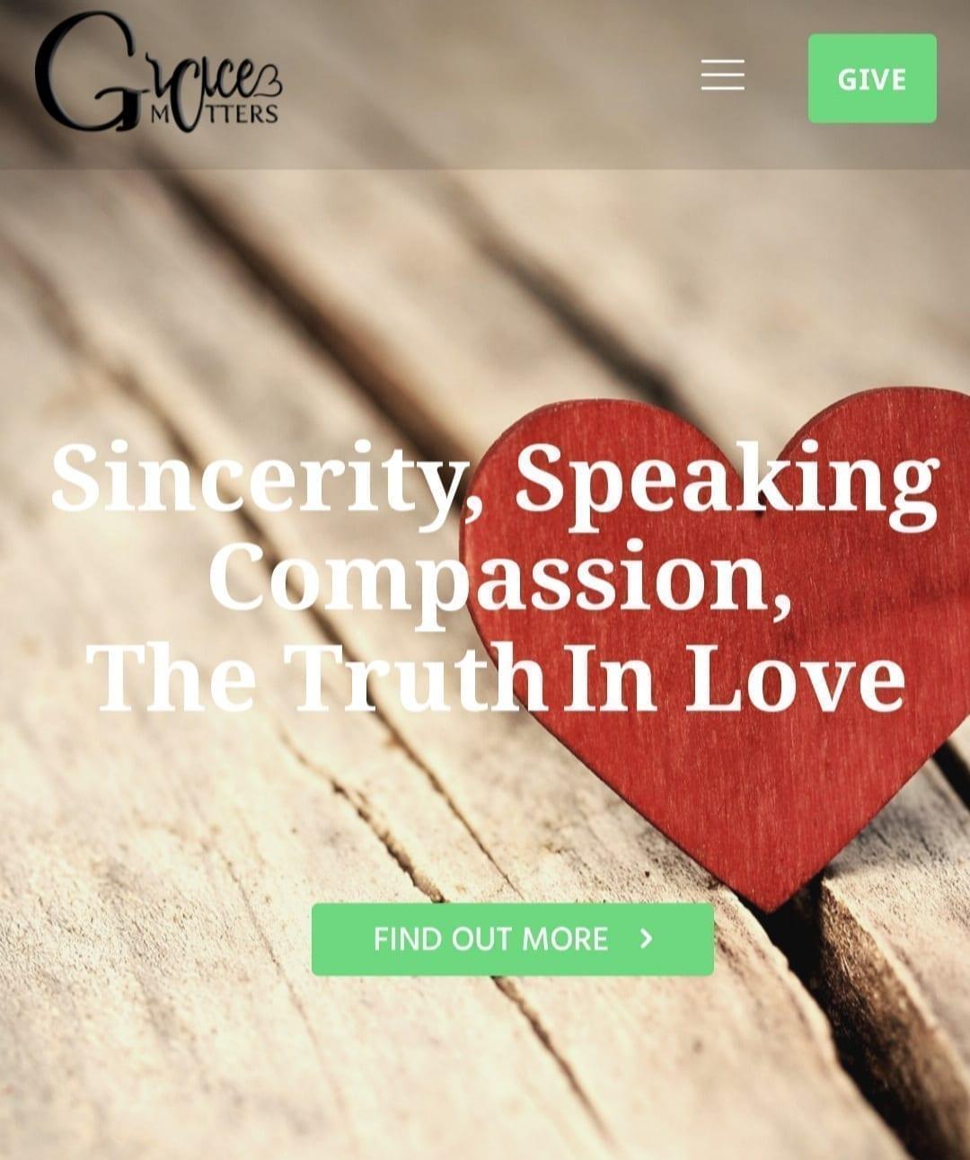 Grace Matters Free Counseling