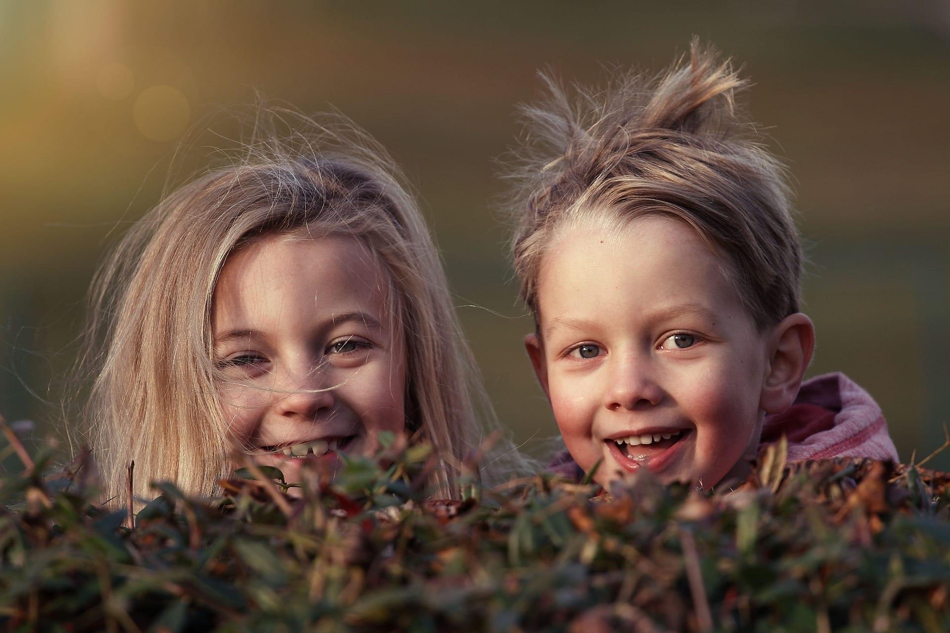 Siblings Split Up